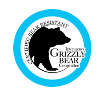 Grizzly Bear Proof Coolers