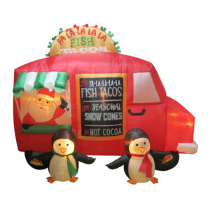 Christmas Food Mobile